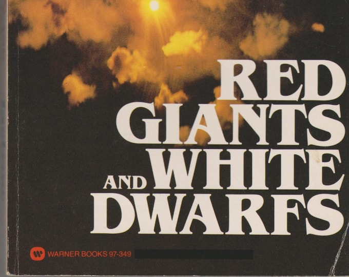 Red Giants and White Dwarfs   New Updated Edition (Softcover, Science, Astronomy) 1980