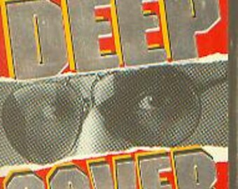 Deep Cover by Michael Levine (Paperback: Nonfiction, True Crime) 1991