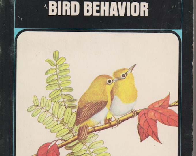 Bird Behavior 1971 Paperback Knowledge Through Color