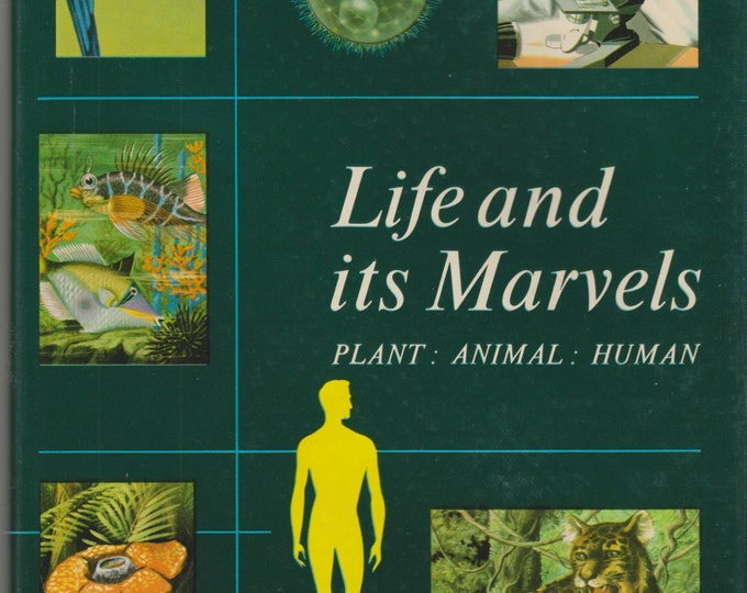 Life and it's Marvels   Plant Animal Human