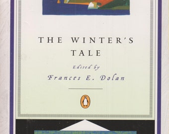 The Winter's Tale (The Pelican Shakespeare) (Paperback, Classic, Shakespeare) 1999
