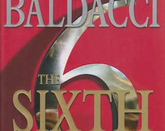 The Sixth Man by David Baldacci (Hardcover: First Edition,  Action, Mystery) 2011