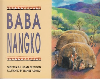 Baba Nangko by Joan Bettison (Voyages Gathering Speed)(Softcover: Children's) 1994