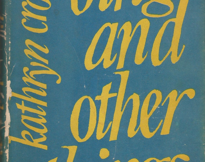 Bing and Other Things by Kathryn Crosby (Hardcover: Biography, Music, Bing Crosby) 1967