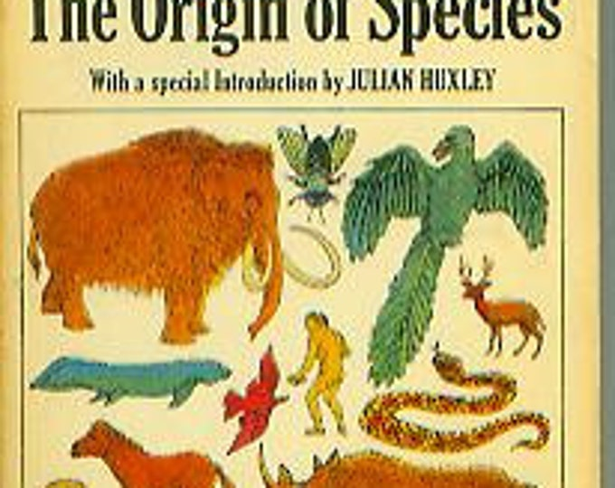 Charles Darwin The Origin of Species  MQ503  1963