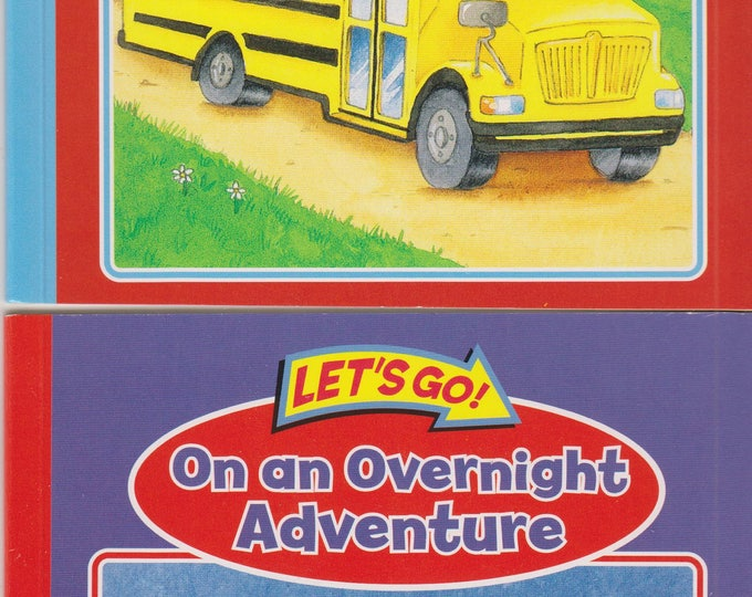 Let's Go To School, On An Adventure, Bike Riding, Get A Haircut, and more (Set of 10 Children's  Books)