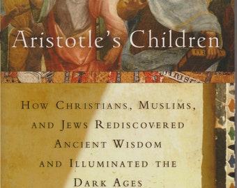 Aristotle's Children by Richard E Rubenstein (Hardcover, Religion, Faith, Reason) 2003