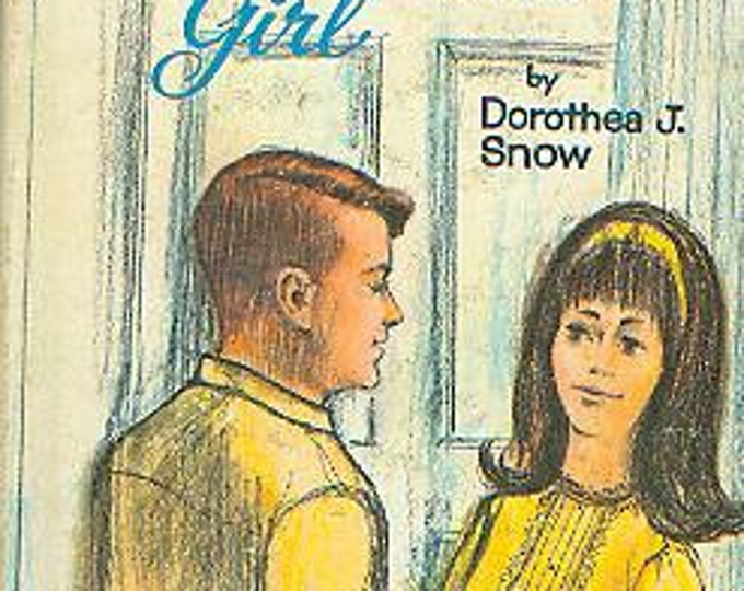 That Certain Girl by Dorothea J. Snow   (Whitman book 1558) (Hardcover: Tweens)