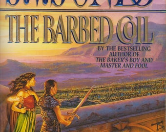 The Barbed Coil by J V Jones (Paperback: Fantasy) 1999
