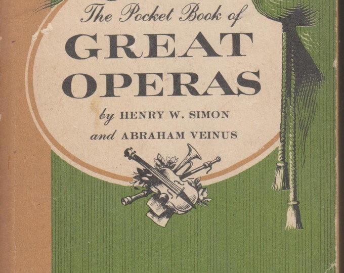 The Pocket Book of Great Operas (Paperback: Operas, Music)  1955