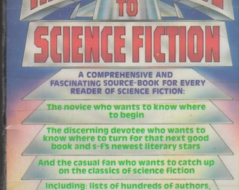 A Reader's Guide to Science Fiction by Baird Searles, Martin Last, Beth Meacham, and Michael Franklin (scifi, fantasy) 1979