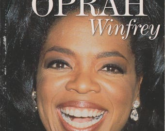 People Profiles: Oprah WInfrey September 1999 Softcover 1st Edition