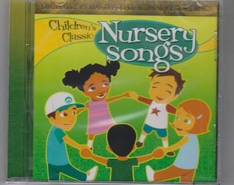 Children's Classic Nursery Songs (CD: Children's, Music, Singalongs, Educational) 2005