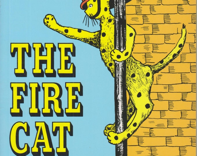 The Fire Cat by Esther Averill (I Can Read ! Beginning Reading Level 1) (Softcover, Children's Early Reader) 1988