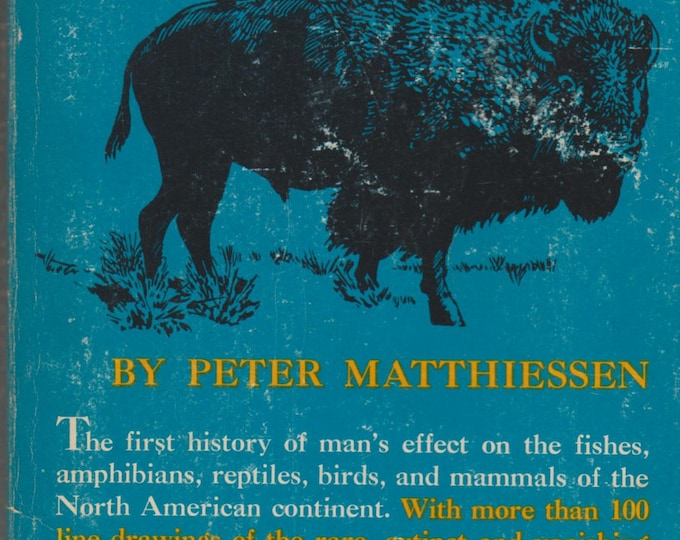 Wildlife in America (1967 Softcover) Endangered Species