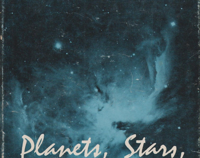 Planets, Stars, and Galaxies (Includes Lunar Map)