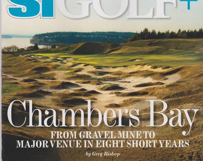 SI Golf + June 15, 2015 115th US Open, Chambers Bay (Magazine: Golf, Sports)