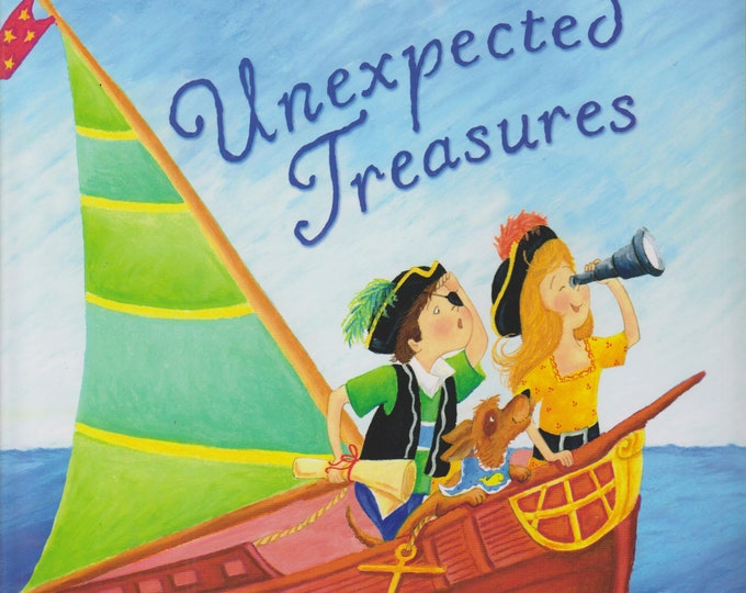 Unexpected Treasures  by Victoria Osteen  (Hardcover: Religious, Children's) 2009 First Edition