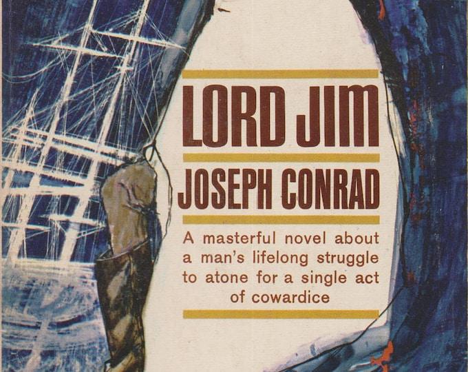 Lord Jim by Joseph Conrad (1963 First Printing Washington Square Press W-170)  (Paperback, Drama)