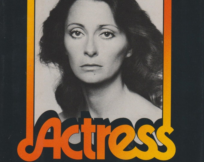 Actress Postcards From The  Road by Elizabeth Ashley (Hardcover: Biography, Celebrities) 1978