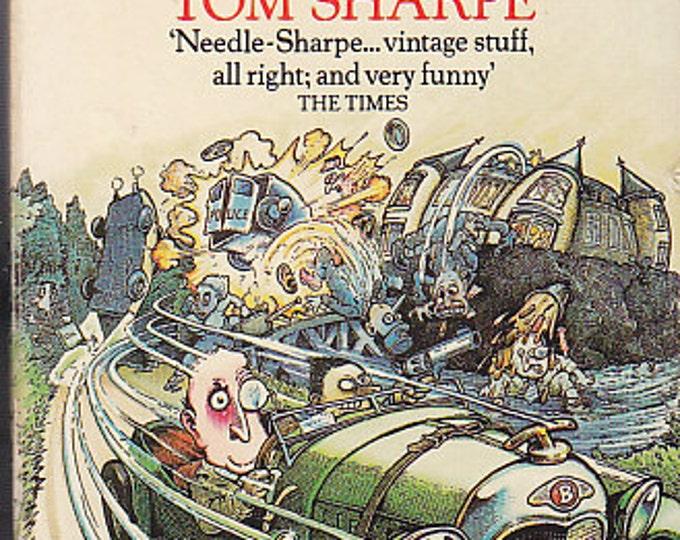 Vintage Stuff by Tom Sharpe (Paperback, Fiction) 1982 British Edition