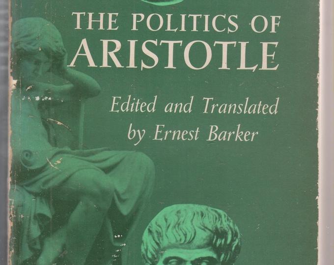 The Politics of Aristotle  (Softcover: Politics)  1969