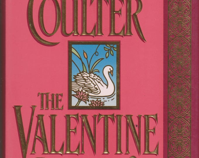 The Valentine Legacy  by Catherine Coulter 1995 (Hardcover,  Regency Romance)