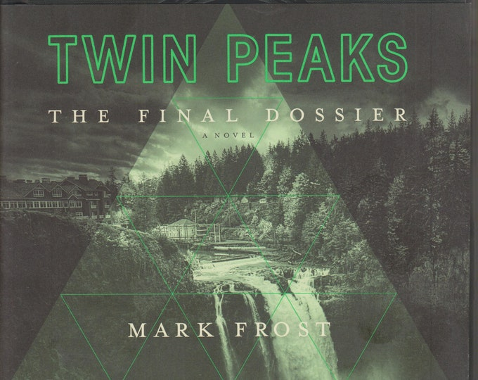 Twin Peaks The Final Dossier (Softcover: Television, TV Series) 2017