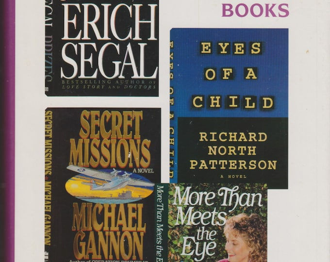 Prizes; Secret Missions; Eyes of a Child;  More Than Meets the Eye (Hardcover: Readers Digest Condensed Books Volume 3) 1995
