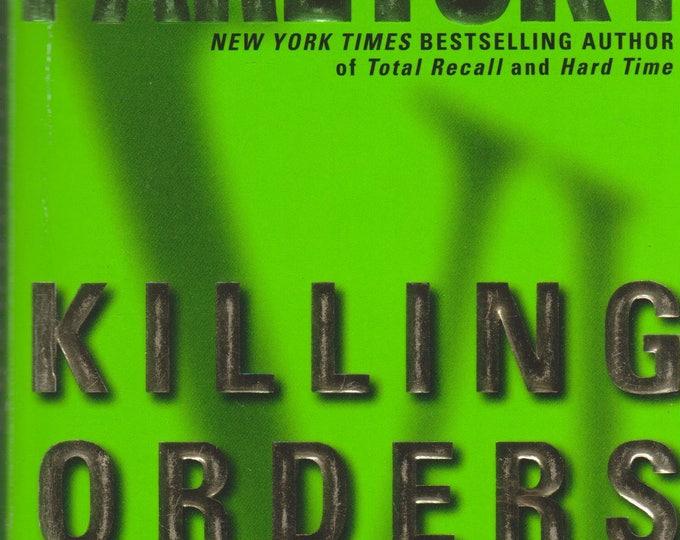 Killing Orders by Sara Paretsky  (A V I Warshawski Novel) (Paperback, Mystery)