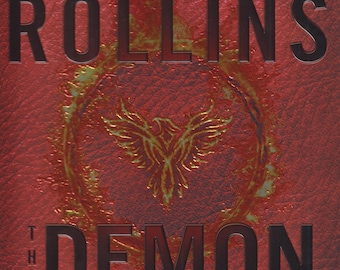 The Demon Crown by James Rollins (A Sigma Force Novel) (Hardcover: Thriller, Adventure) 2017