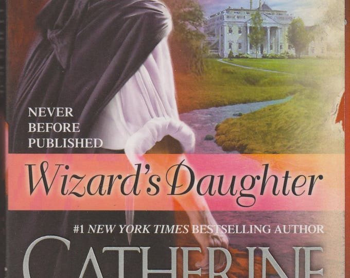 Wizard's Daughter by Catherine Coulter (Paperback, Fantasy) 2008