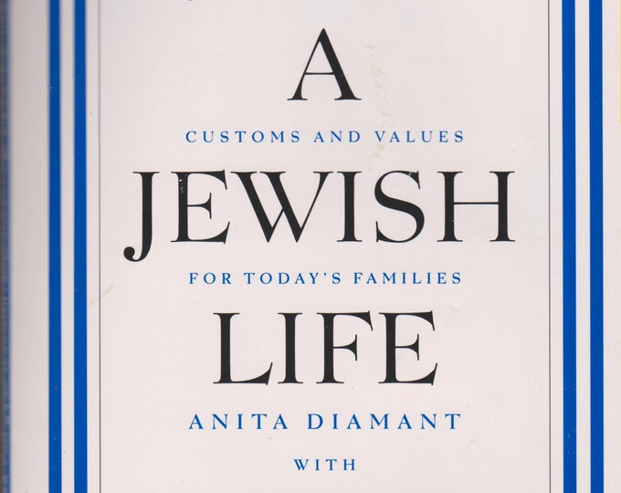 Living a Jewish Life  (Softcover,  Jewish Studies, Religion, Reference) 1997