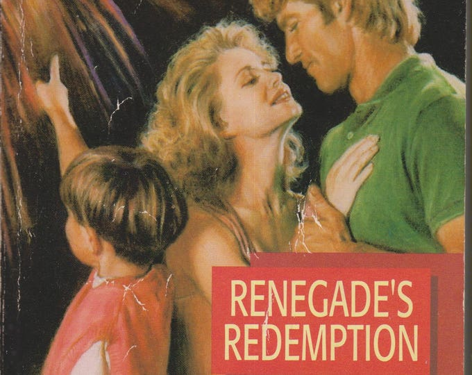 Renegade's Redemption by Lindsay Longford (Silhouette Intimate Moments, No. 769) (Paperback, Romance) 1997