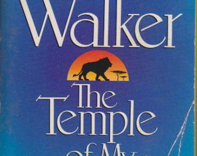 The Temple of my Familiar by Alice Walker (Paperback, Fiction)