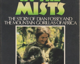 Woman in the Mists  The Story of Dian Fossey and the Mountain Gorillas of Africa