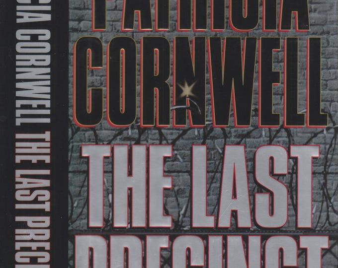 The Last Precinct by Patricia Cornwell  (Hardcover, Mystery) 2000
