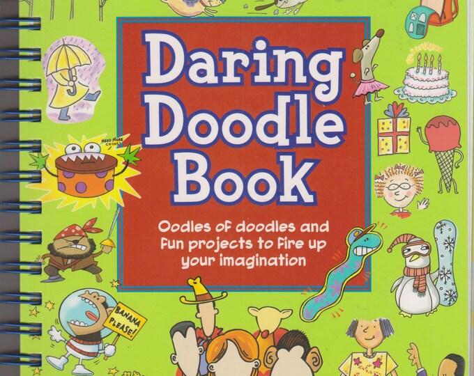Brain Games Kids Daring Doodle (2011, Spiral)