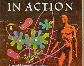 Evolution In Action by Julian Huxley (nonfiction, science)