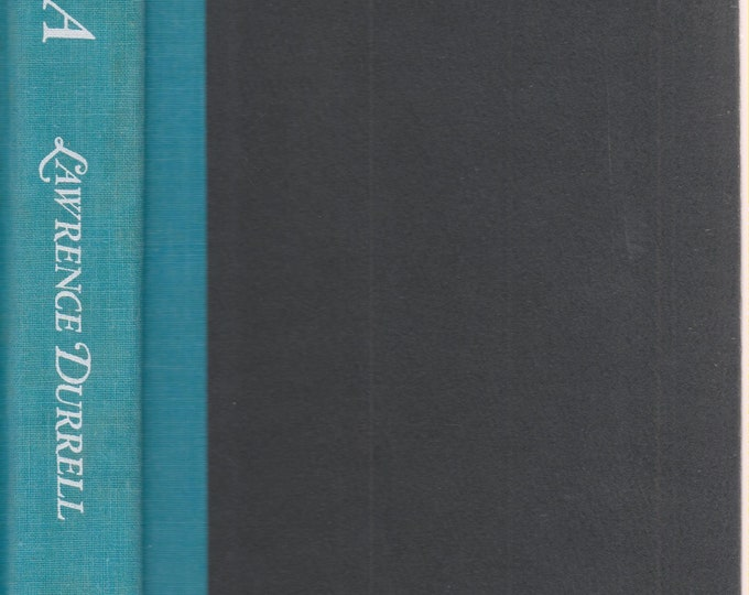 Livia or Buried Alive by Lawrence Durrell (The Avignon Quintet)  (Hardcover, Fiction ) 1979