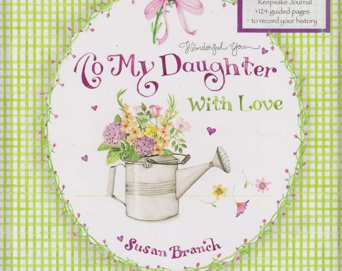 Keepsake Journal - To My Daughter with Love  (Hardcover, Journal, Family, Mother, Father, Daughter) 2013