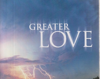 Greater Love (A Tides of Truth Novel) by Robert Whitlow  (Softcover: Fiction, Christian) 2010