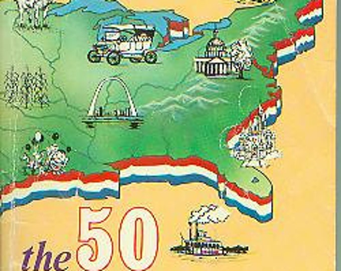 Exploring the 50 States (Softcover, Children's, Educational)