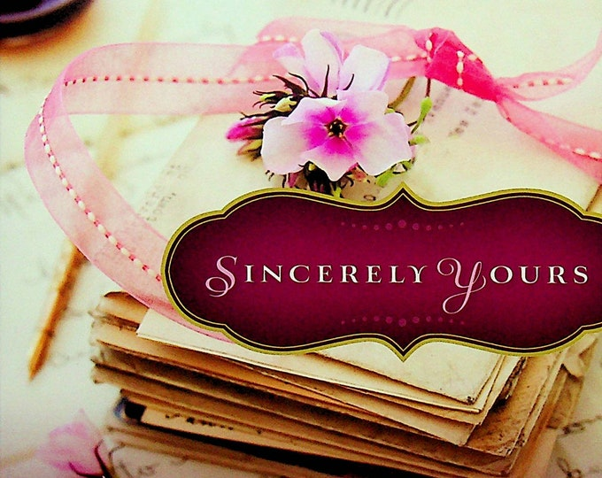 Sincerely Yours  - A Novella Collection (Softcover: Historical Romance)  2014