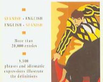 Living Language Spanish Dictionary  Revised & Updated (Paperback: Spanish)