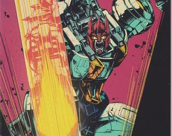 IDW 24 September 2018 Cover A Optimus Prime Unicron is Here  First Printing (Comic: Transformers)