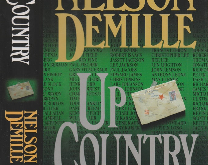 Up Country by Nelson DeMille (Hardcover, Suspense) 2002