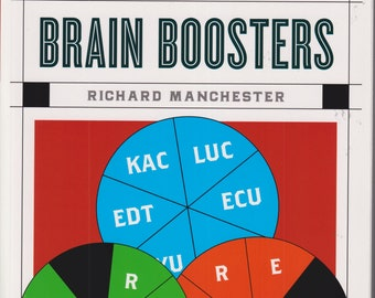 Super Ultimate Brain Boosters (Softcover: Puzzles, Pencil Games)