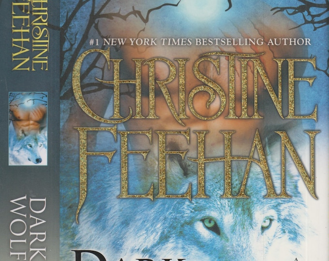 Dark Wolf by Christine Feehan (A Carpathian Novel) (Hardcover, Thriller, Supernatural) 2014