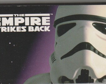 The Empire Strikes Back (Star Wars Flip Book) (Softcover: Children's) 1996